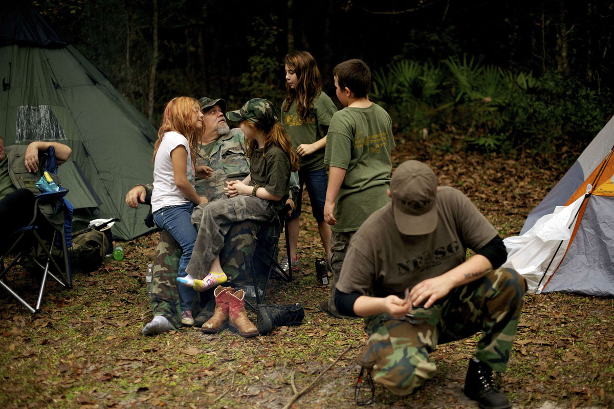Camp Security Measures To Keep You Safe From Intruders